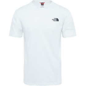 The North Face Redbox S/S Tee Men TNF white